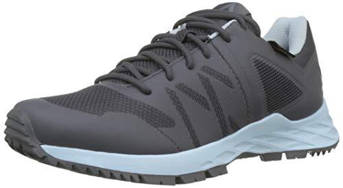 Reebok RBK Astroride Trail GTX, Zapatillas de Deporte para Mujer, (Ash Grey/Dreamy Blue 000), 37 EU