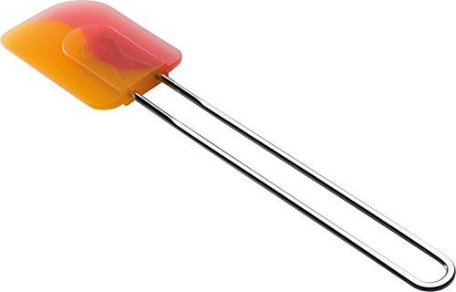 Silit Servieridee Teigschaber spülmaschinengeeignet orange/rot