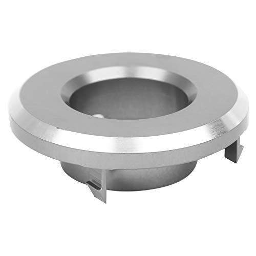 Tapa de la cerradura de arranque Tapa del interruptor de encendido Antigolpes para viajes por carretera para proteger la seguridad(Titanium)
