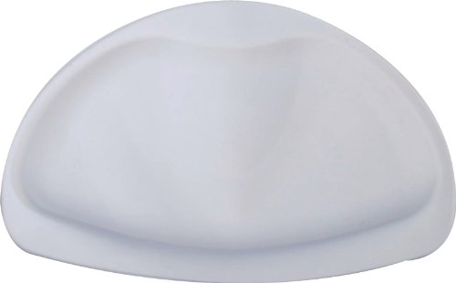 RIDDER Assistent A6800601S-350 Kopfpolster, Nackenkissen Tecno-Plus, weiß