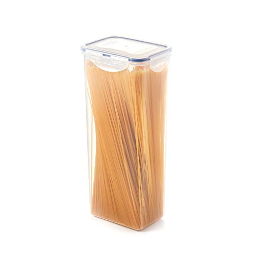 Lock & Lock Pasta Box Food Container, Tall, 8.3-Cup, 67-Fluid Ounces