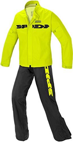 Spidi Sport Rain Kit - Traje de lluvia para moto (2 piezas)