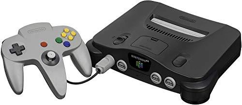 Nintendo 64 Console (Charcoal Grey) (Nintendo 64) [N64]