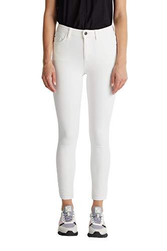 edc by Esprit 040cc1b324 Pantalones, 100/Blanco, 36/27 para Mujer