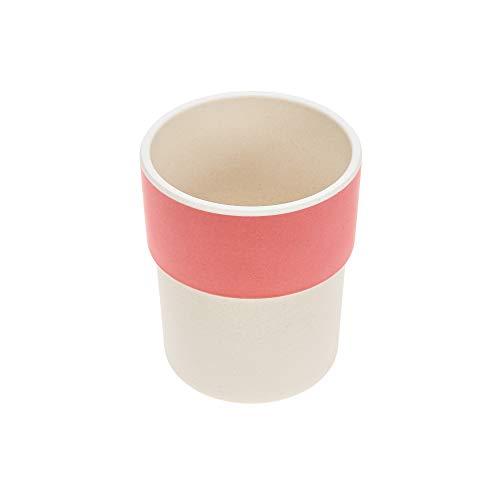 Lässig - Taza de bambú, diseño de glama