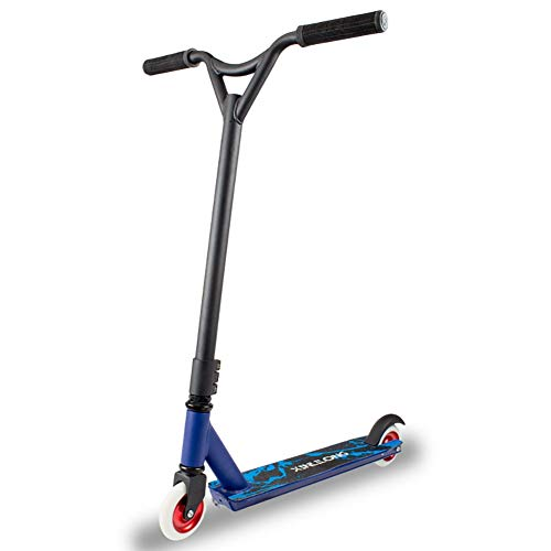 Why Should You Buy Scooters Sports Stunt with 100mm Wheels, 6061 Aluminum Deck Trick for Teens/Kids ...
