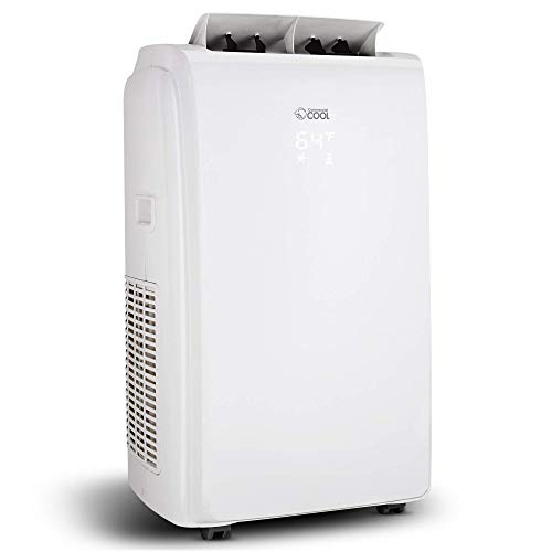 Commercial Cool CPT12HW6 Portable unit Air Conditioner, White