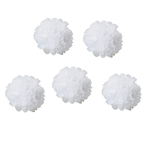 Guangcailun 8pcs Papier Pompoms DIY handgemachte Blumen Honeycomb Balls Partei hängende Dekoration Supplies