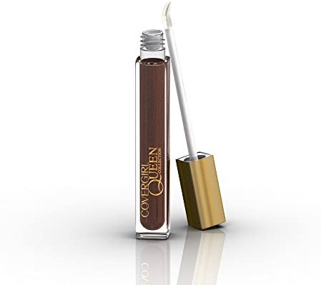 COVERGIRL Queen Colorlicious Gloss Spiced Latte Q700 17 oz packaging may vary product image