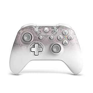 Xbox Wireless Controller – Phantom White Special Edition - Xbox One (B07P3L5GMW) | Amazon price tracker / tracking, Amazon price history charts, Amazon price watches, Amazon price drop alerts