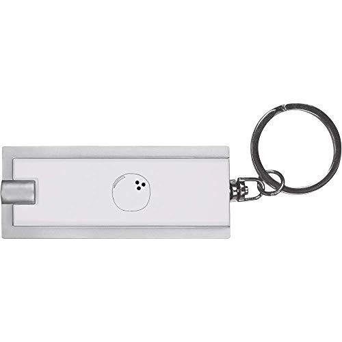Azeeda 'Bowlingkugel' Schlüsselanhänger LED Taschenlampe (KT00002804)