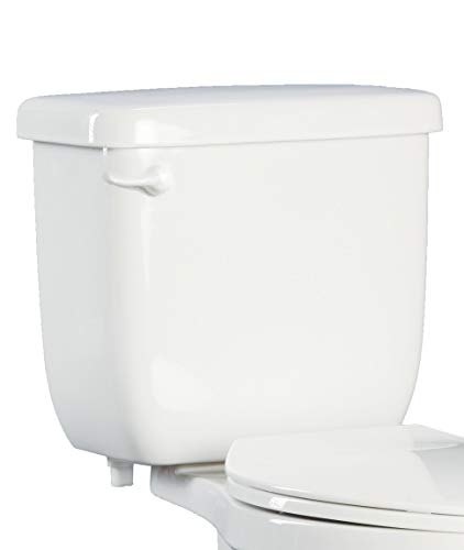 PROFLO PF5112HEWH PROFLO PF5112HE High Efficiency Toilet Tank Only - Left Mounted Trip Lever