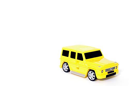 Handgepäck Mercedes Benz G63 Kinder-Rucksack, 48 cm, Gelb