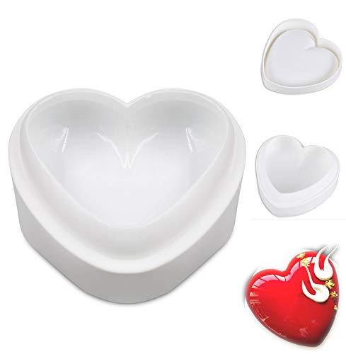 La mejor comparación de Molde de corazones los 5 mejores. 12