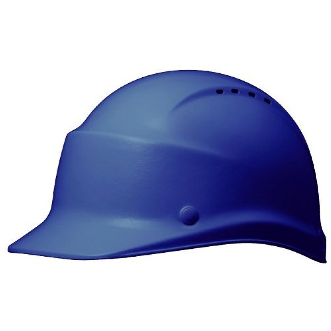 相対性理論起こる彼のミドリ安全 ヘルメット 一般作業用 熱場作業用 通気孔付 SC5FV RA KP付 ブルー