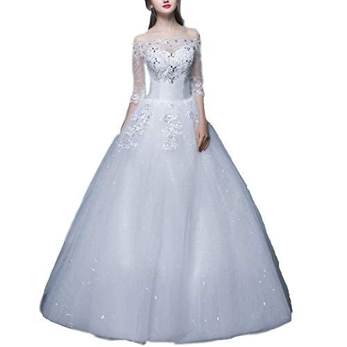 Vestido Novia Tul De Seda