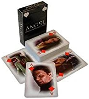 buffy the vampire slayer playing cards