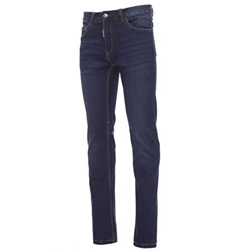 CHEMAGLIETTE! Pantaloni da Lavoro Uomo Jeans Elasticizzati con 5 Tasche Payper San Francisco