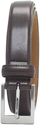 Amazon Essentials Men s Classic Dress Belt Dark Brown 42 product image