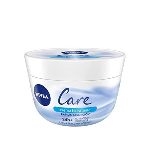 Nivea Care Crème Hydratante Visage / Corps Deep Nutrition - 200 ml
