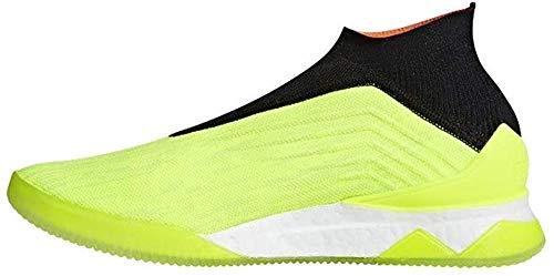 adidas Predator Tango 18+ TR, Zapatillas de Fútbol Hombre, Amarillo (Syello/Syello/Solred Syello/Syello/Solred), 46 2/3 EU