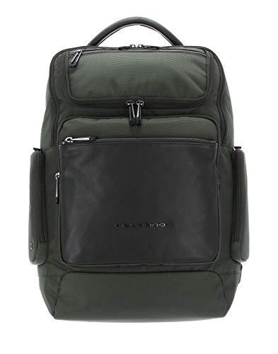 PIQUADRO Macbeth Fast-Check Zaino RFID 43 cm scomparto Laptop
