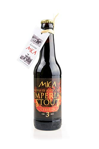 Mica Imperial Stout  (Paquete De 6) - 330 ml