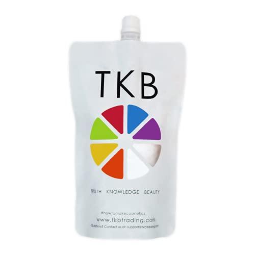 TKB Lip Gloss Base   Clear Versagel Base for DIY Lip Gloss, Made in USA 15oz Mineral-Oil-Free ($1.36/oz)