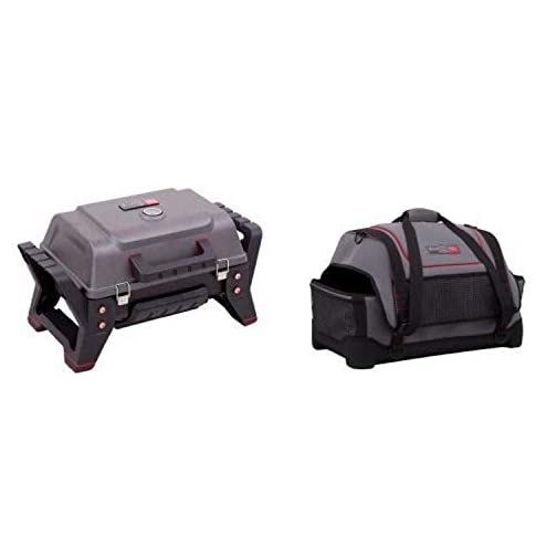 Char-Broil TRU-Infrared Portable Grill2Go Gas Grill + Case 3