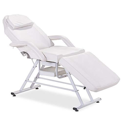 Verstelbare Massage Tafel Professionele Spa Bed 3 Opklapbare Massage Bed Gezichtswieg Salon Bed