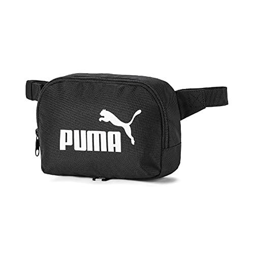 Puma Phase Waist Bag, Marsupio Unisex-Adult, Black, OSFA