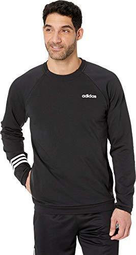 adidas Essentials Motion Pack - Sudadera con Cuello Redondo para Hombre, Hombre, Sudadera de Cuello Redondo, S1954MCL229TEFT, Tinta de Leyenda, Small