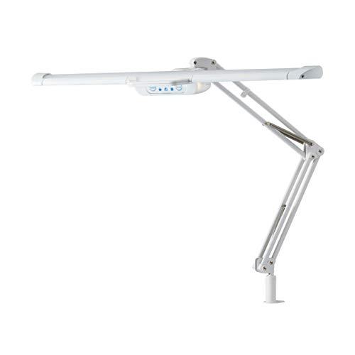 KOIZUMI(コイズミ・コイズミ学習机) デスクライト LEDモードパイロットスリムライト ホワイト ECL-357