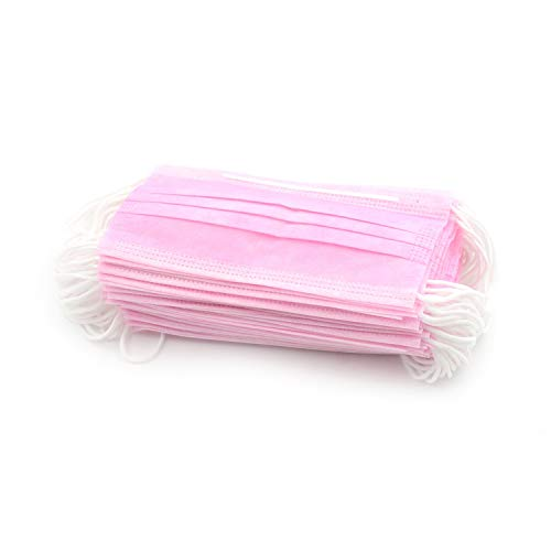 Top pink mask disposable for 2021