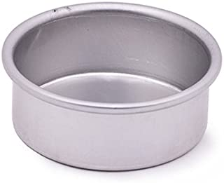Parrish's Magic Line Round Cake Pan, 5 x 2 Inches Deep