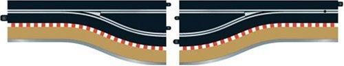 Hornby France - C7014 - Scalextric - Voiture - Voie de stand gauche