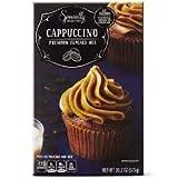 Specially Selected Cappuccino Premium Cupcake Mix 20.2 Ounce