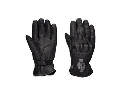 HARLEY-DAVIDSON Urban Leder Handschuhe, 98359-17EM, XXL