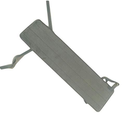 Yzzlh Bankauflage für drinnen und draußen, 2-, 3-, 4-Sitzer, Bankauflage mit Gurt, weiches Sitzkissen, Gartenschaukel, rutschfest, abnehmbar, waschbar, für Garten und Terrasse (grau, 30 x 160 cm)