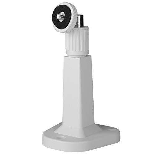 Soporte para cámara de vigilancia Seguridad por Video Soporte para cámara de vigilancia Soporte de Pared para Techo Soporte de ángulo de Grado Ajustable