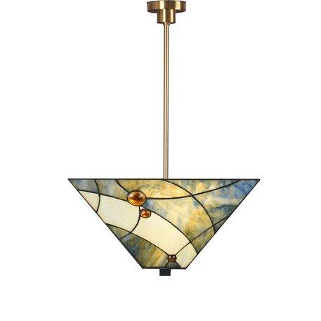 Tiffany Sky Blue Hanging Lampe de couloir, lampe de table/lampe de table/lampe/lampe/lampe/lampe/lampe de table/lampe/lampe/lampe de poche/lampe de poche