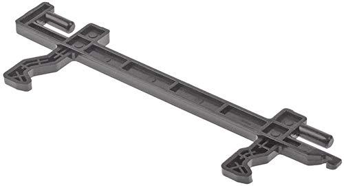 Horeca-Select klemmen voor magnetron breedte 48mm lengte 174mm kunststof GMW1025