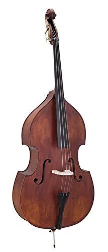 Virtuoso Pro 3/4 Kontrabass mit massiver Fichtendecke