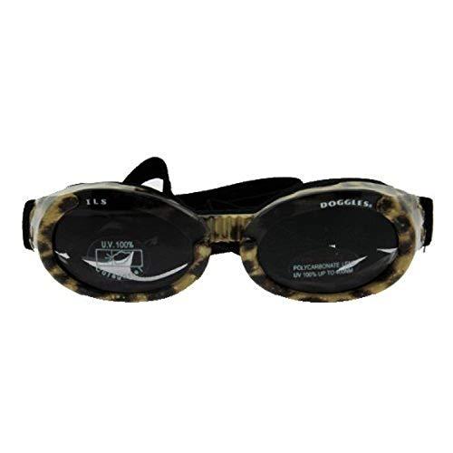 Doggles ILS Leopard Frame/Smoke Lens M