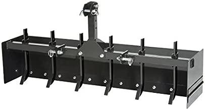 MotoAlliance Impact Implements CAT-0 Box Scraper, 55 inch Width