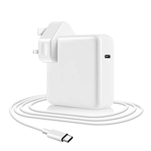 96W USB C Charger compatible with Macbook Pro Charger USB C 16 15 inch 2016 2017 2018 2019,Replacement Charger for New Macbook16 inch thunderbolt charger With USB C Cable