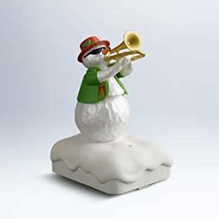 A Hallmark Encore - TROMBONE TONY - Part of the Wireless Snowman Band from 2010
