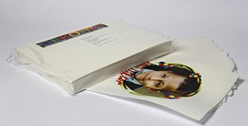 Dekordolci - Hojas A4para impresoras de chorro de tinta (paquete de 100 unidades)