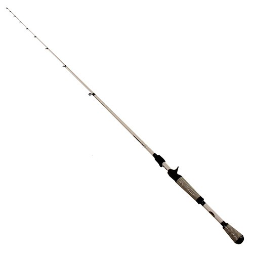 Lews Fishing TP1610MHF Tournament Performance TP1 Speed Stick Casting Rod, 6'10', Spinnerbaits/Plastics, Medium/Heavy Power, Fast Action