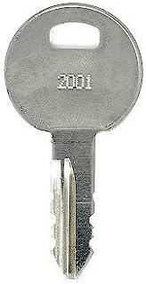 Trimark 2235 Replacement Keys: 2 Keys